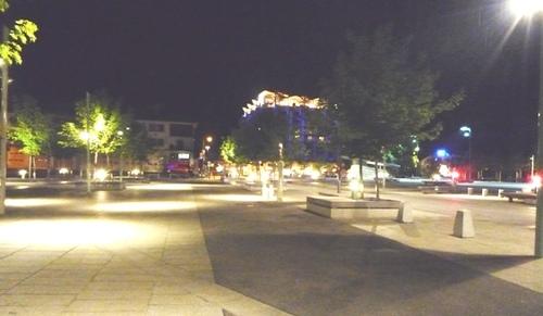 モンブラン広場